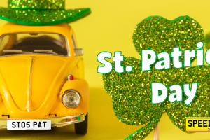 St Patrick's Day -- Speedyreg