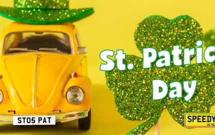 St Patrick's Day -- Speedyreg