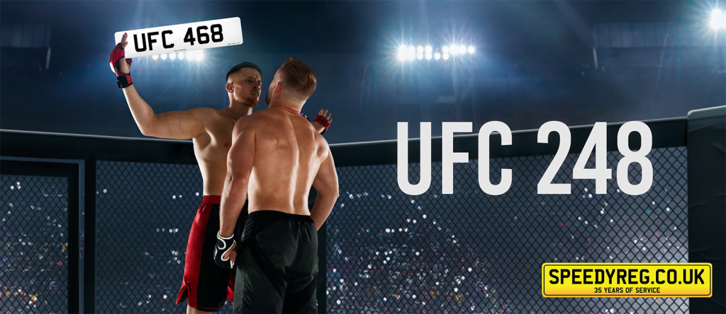 UFC 248 Vegas - Speedyreg