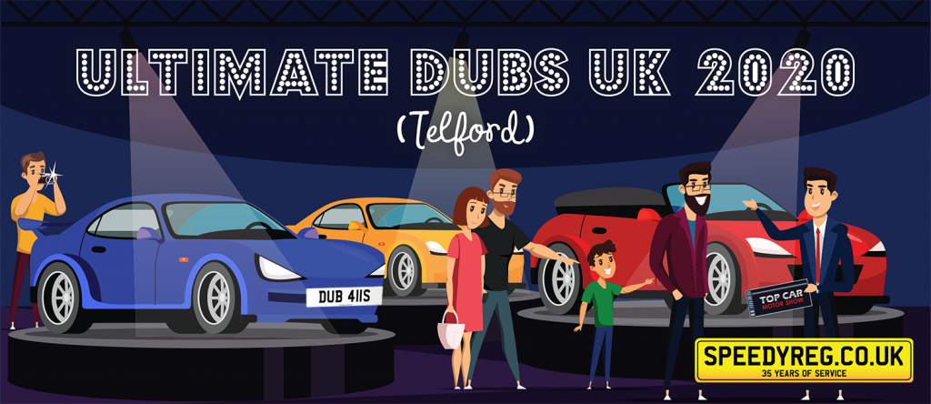 Ultimate Dubs UK 2020 - Speedy Reg