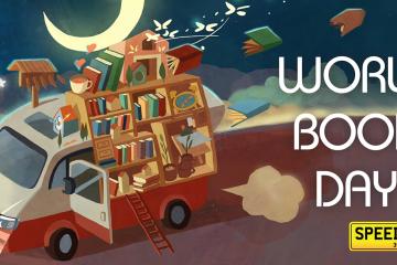 World Book Day 2020 - Speedyreg