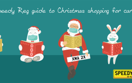 Speedyreg - Christmas Shopping Guide